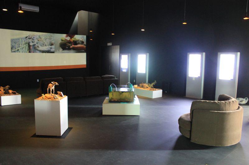 Hall de exposições